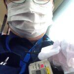 福島第一原子力発電所視察、被災地の今をつぶさに視察しました