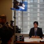 4月19日のフジテレビ「ニュースJAPAN」で放送されます!