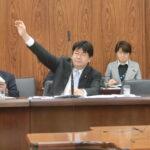 5月19日の農林水産委員会で一般質疑を行いました