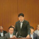 参議院選挙制度改革について答弁しました
