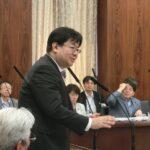 もっと積極的な農業政策を!農協法改正案の質疑