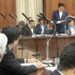 近隣国と食でつながることで、戦争ができない状況をも生む。日本の農業の重要性。