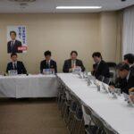 自民党の知的財産小委員会を開催しました。
