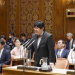 予算委員会安倍総理に質疑、産経新聞に掲載されました。