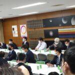 菅政権になって初の自民党「ルール形成戦略議連」に出席しました