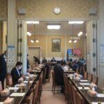 参議院政審会「地方のデジタル化の検討」がスタートしました